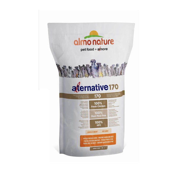 ALMO NATURE (972) Dog Alternative 170 M/L 3.75kg Fresh Chincken