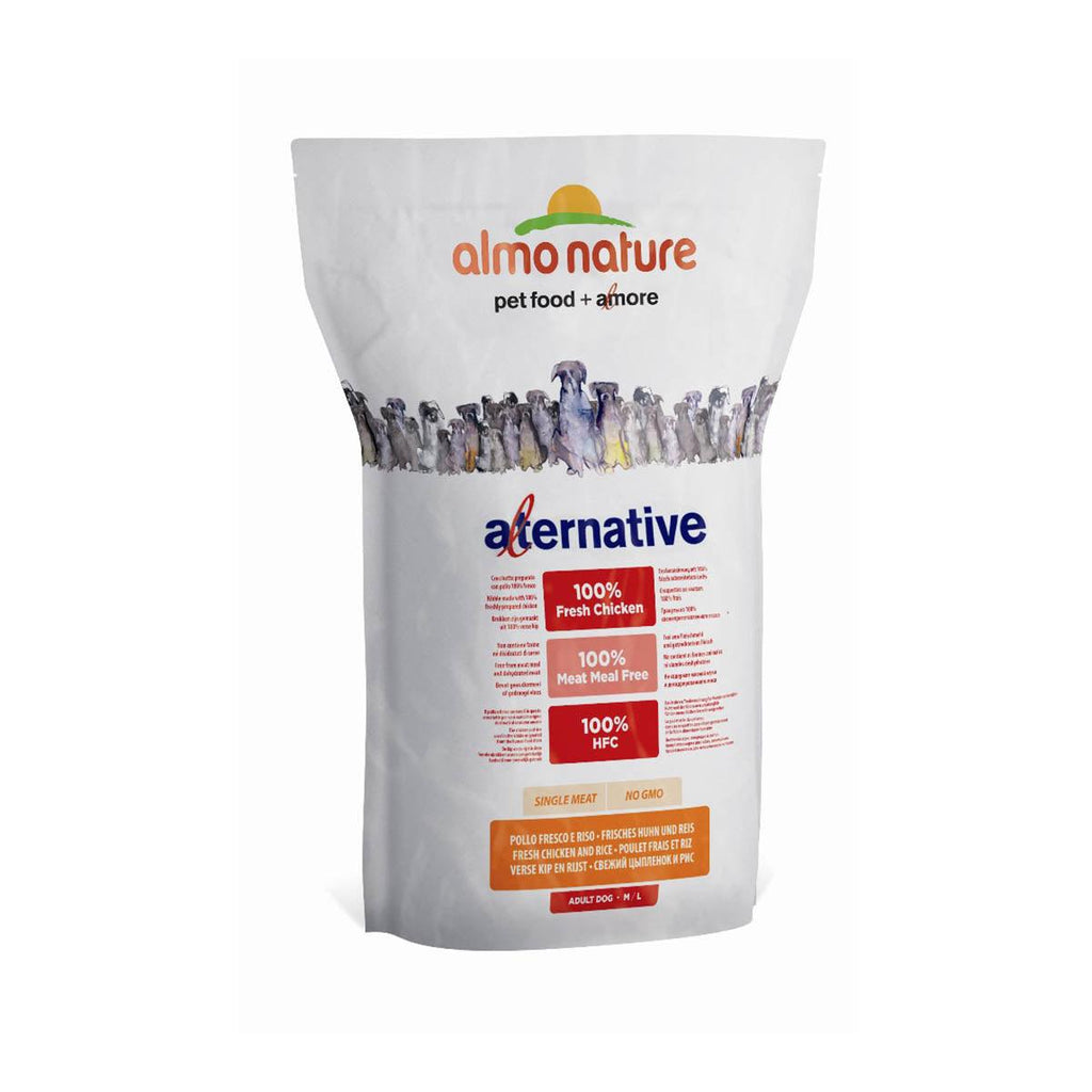 ALMO NATURE (7972) Dog Alternative M/L 3.75kg Fresh Chicken