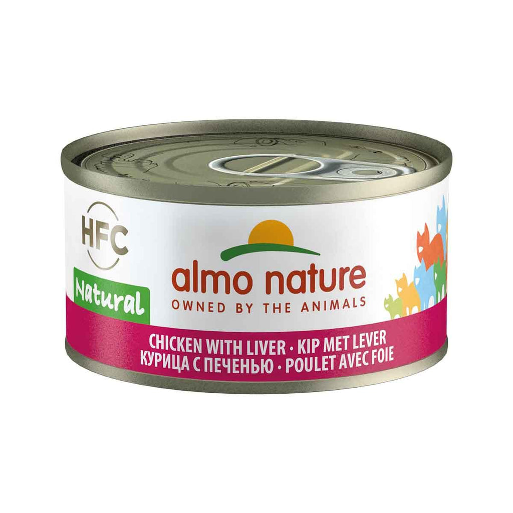 ALMO NATURE (9413) Cat 70g Chicken & Liver