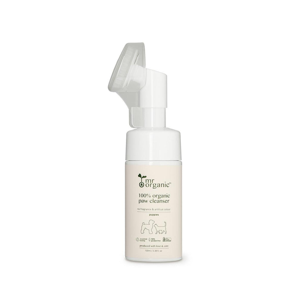 MRORGANIC Paw Cleanser-Puppies  (100 mL)