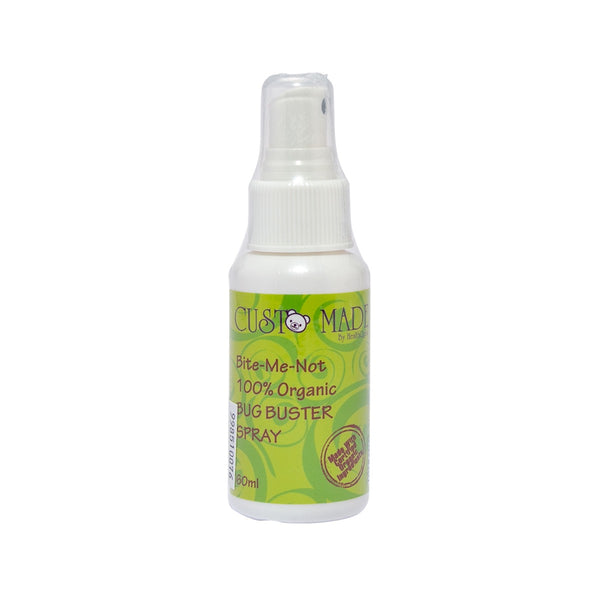 HEALTHQUEST Custmade 100% Organic Bug Buster Spray  (60mL)