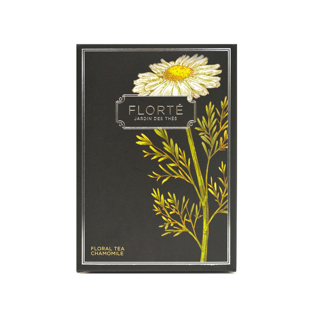 FLORTE Tea Bag - Chamomile  (15 x 1g)