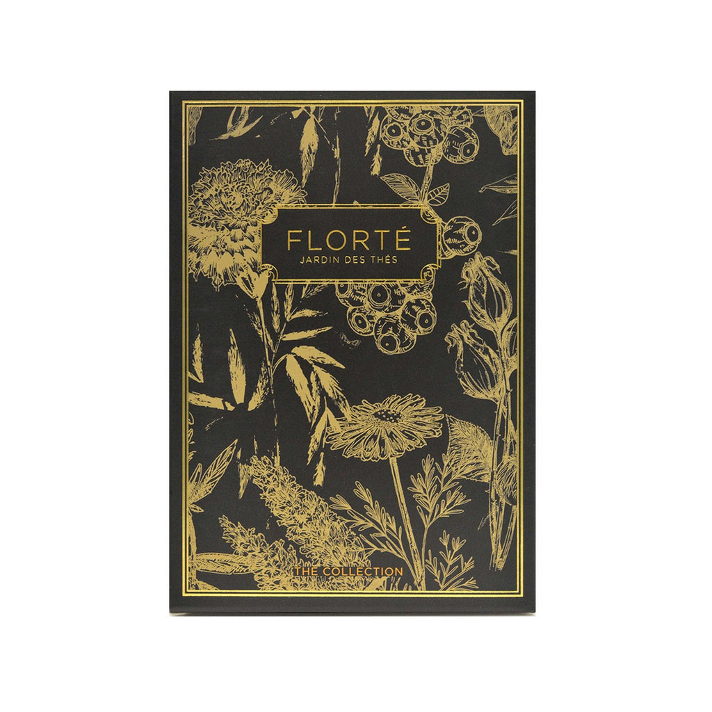 FLORTE Tea Bag - The Collection  (62g)