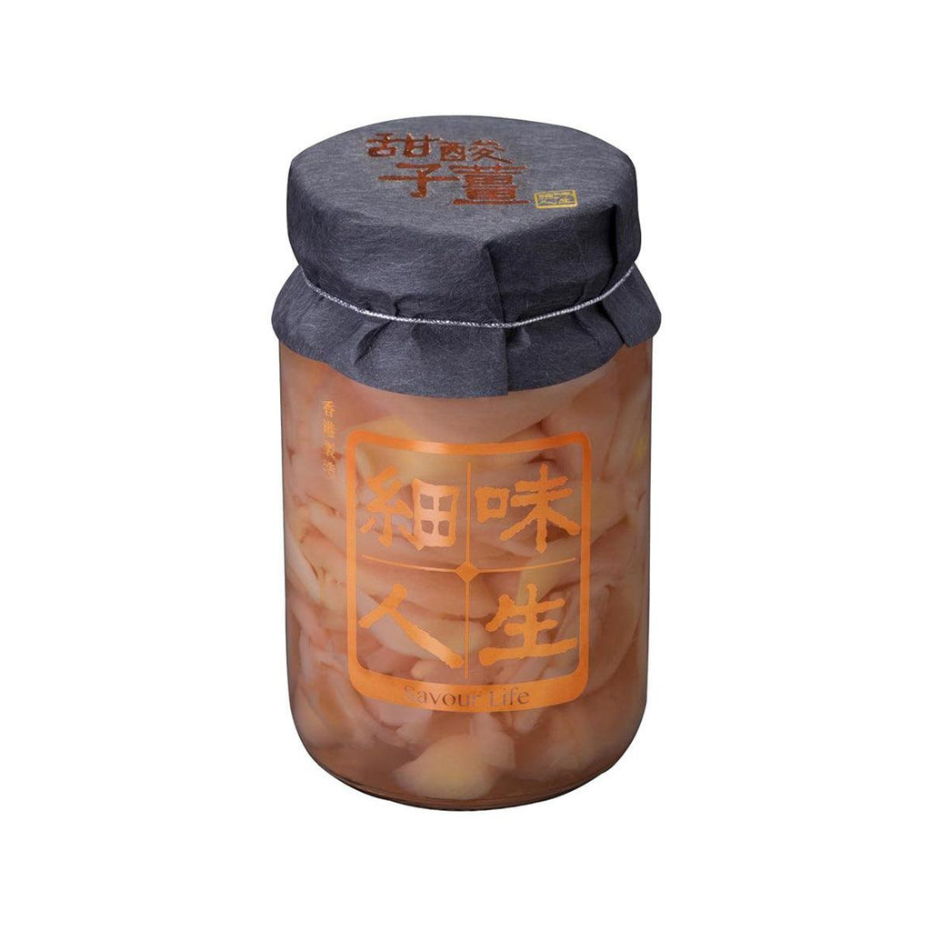 SAVOUR LIFE Pickled Young Ginger  (350g)