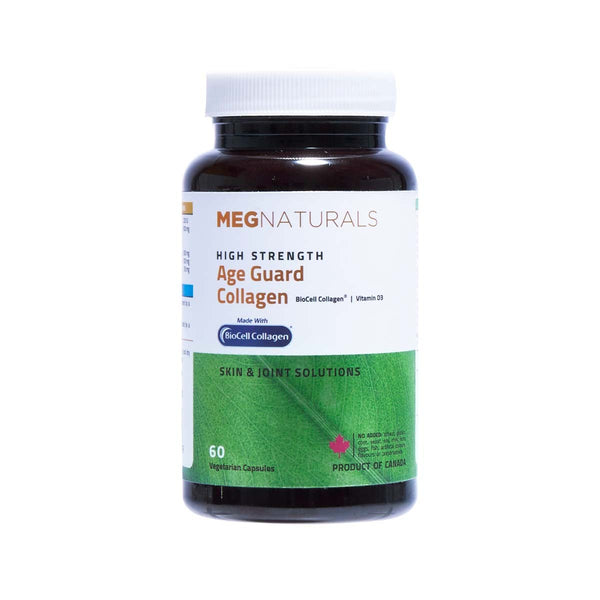 HEALTHQUEST MegNaturals Age Guard Collagen  (60pcs)
