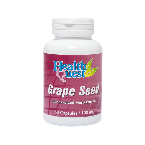 HEALTHQUEST Grape Seed Capsules  (60pcs)