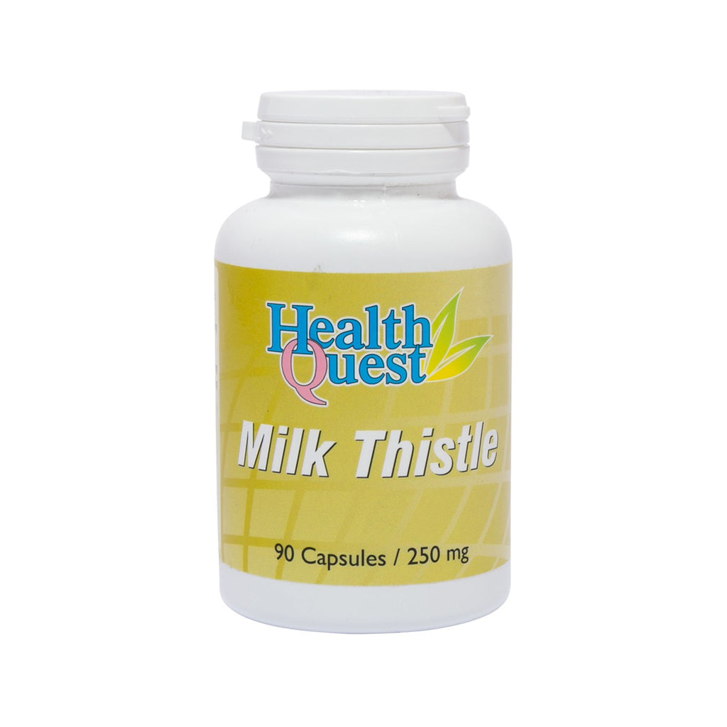 HEALTHQUEST Milk Thistle Capsules  (90pcs)