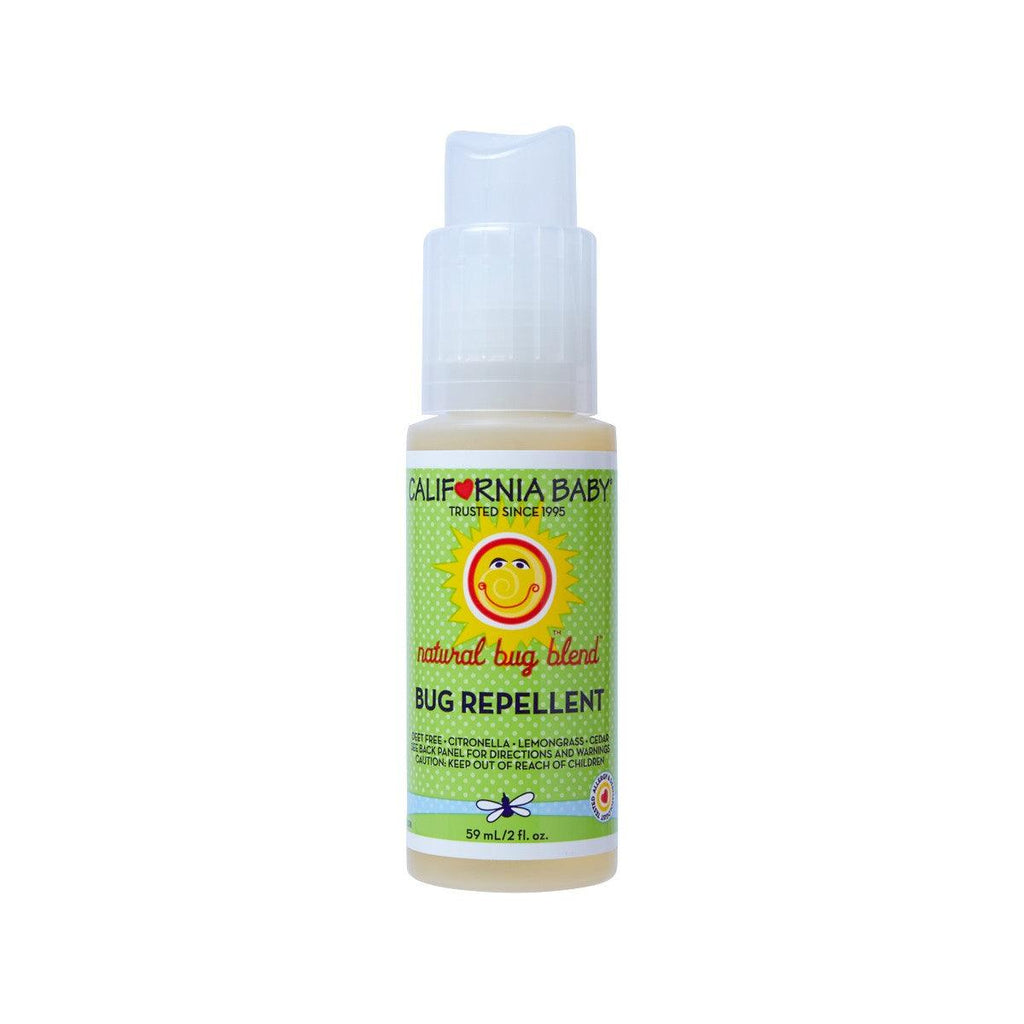 CALIFORNIABABY Bug Repellent  (59mL)