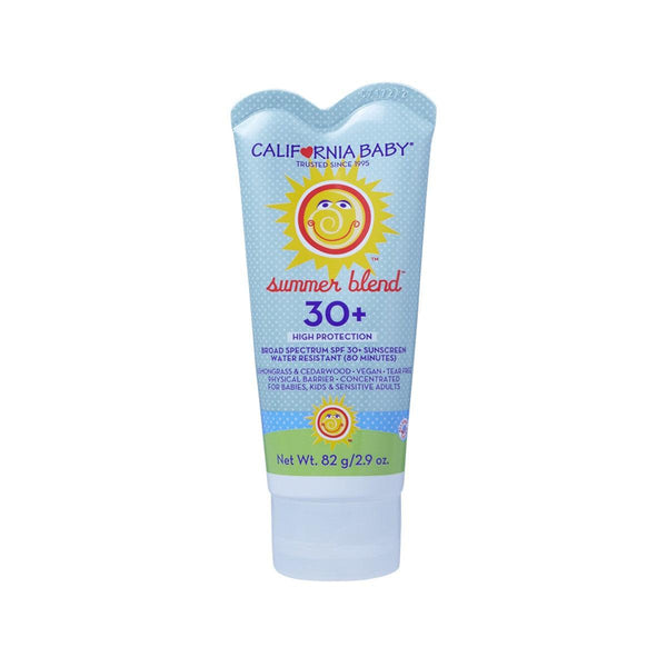 HEALTHQUEST CALIFORNIA BABY SPF30+ Sunscreen - Summer Blend  (82g)