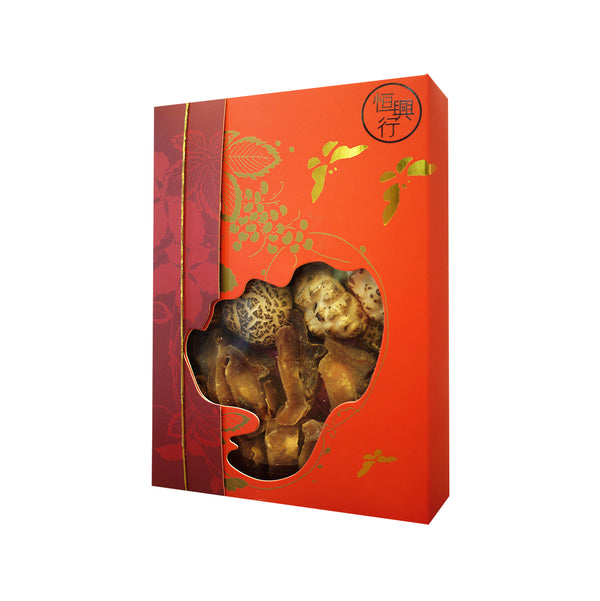 HANG HING Shiitake Mushroom & Dried Sea Conch Gift Box  (250g)