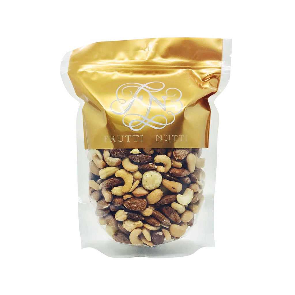 FRUTTI NUTTI Roasted & Salted Nuts Mix  (590g)