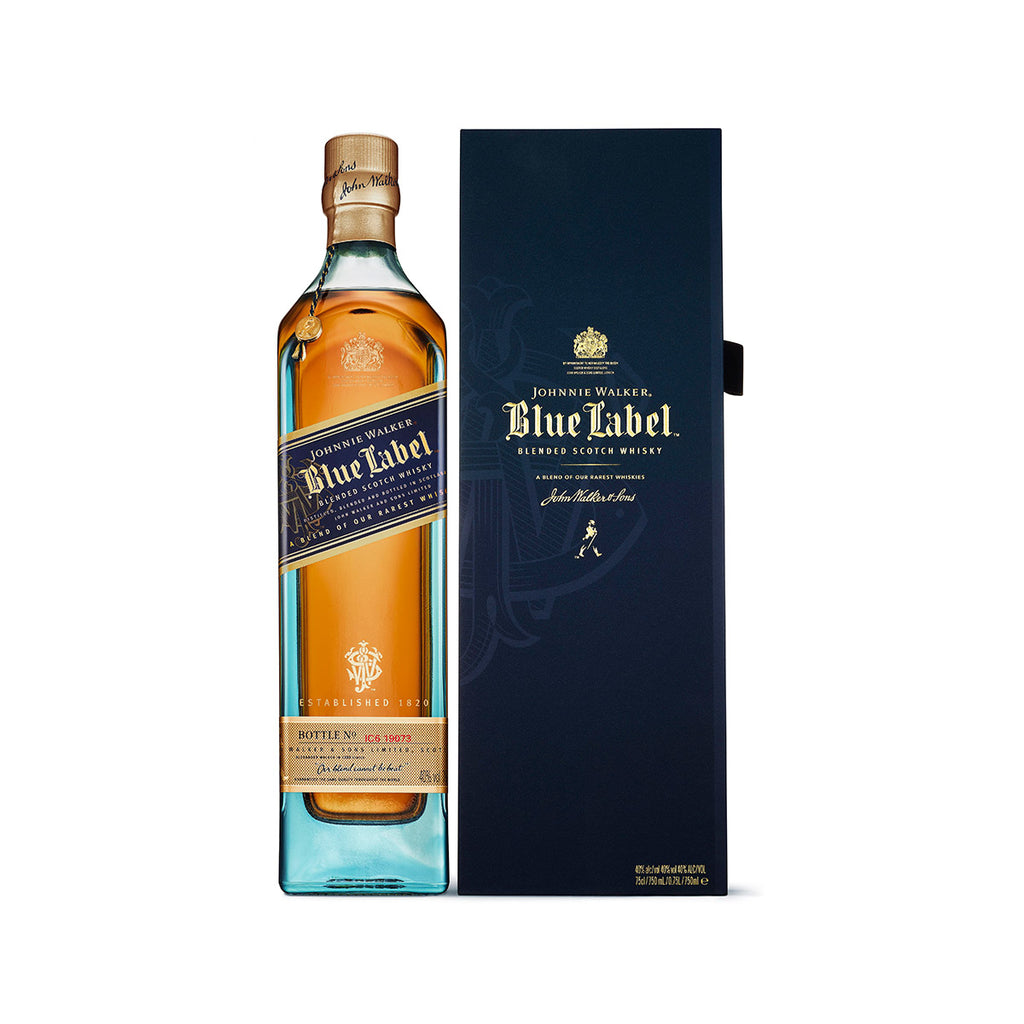 JOHNNIE WALKER Blue Lable Whisky NV (700mL)