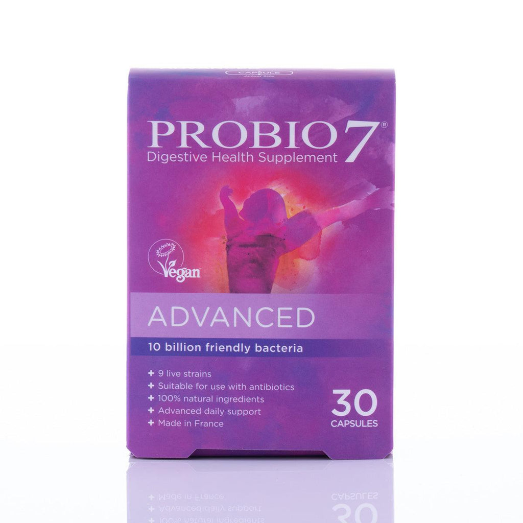 PROBIO 7 Digestive Health Supplement - Advanced  (30pcs)