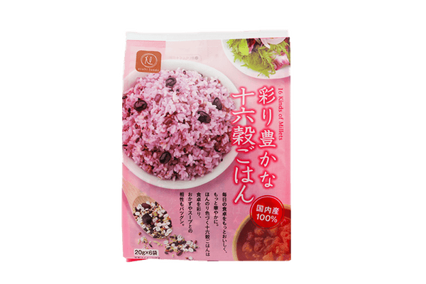Asahi Foods Mixed Grains For Rice(120g)