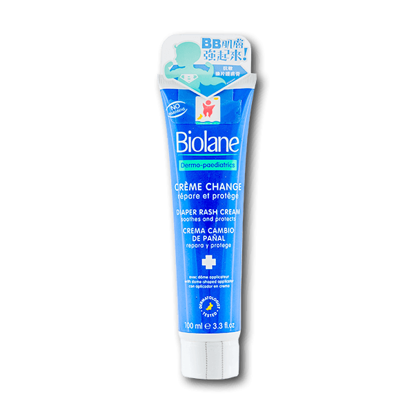 BIOLANE Diaper Rash Cream Dermo-Paediatrics  (100mL)