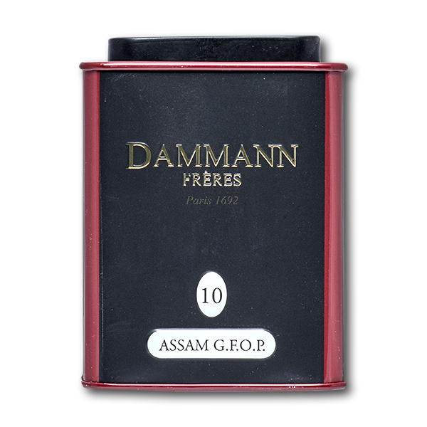 Dammann The Assam G.F.O.P. Black Tea #10(100g)