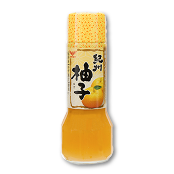HAGURUMA Japanese Kishu Yuzu Citrus Dressing  (200mL)