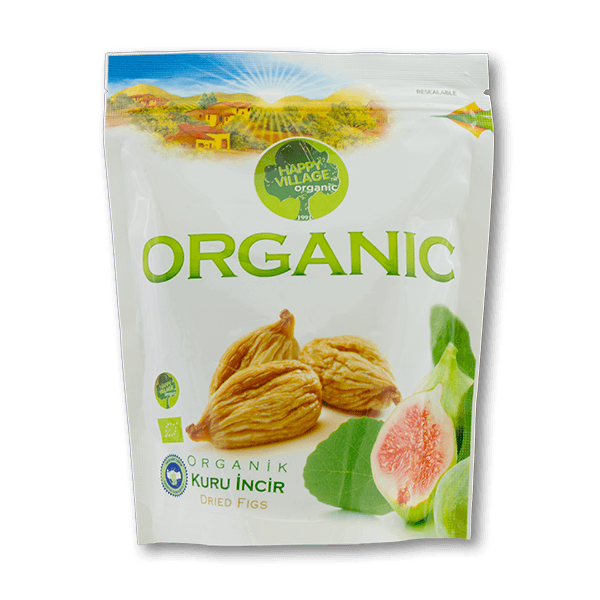 Happy Village Organic Dried Figs(175g)