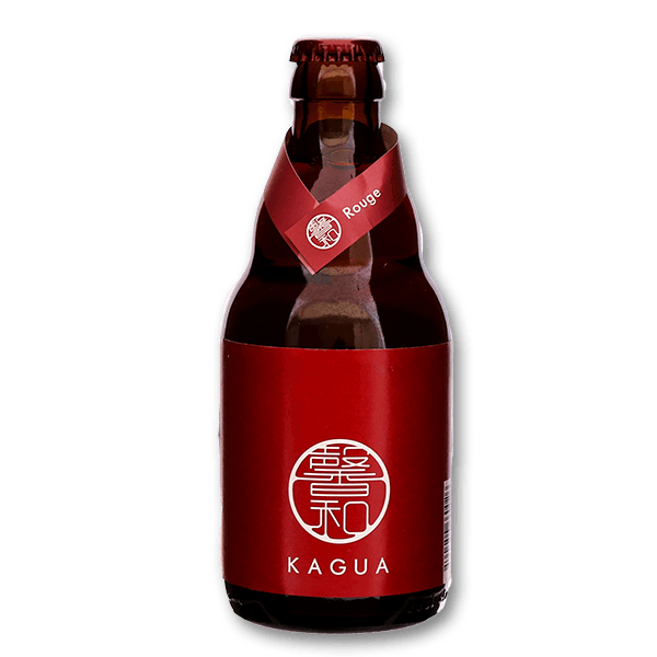 KAGUA Beer - Rouge (Alc 9%)  (330mL)