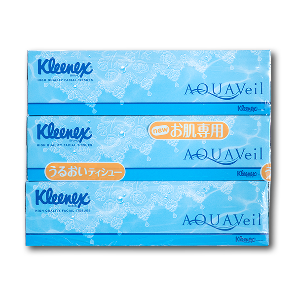Kleenex Box Tissue - set of 3
