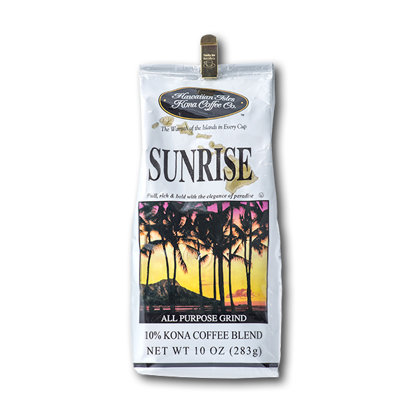 Kona Grind Coffee ¡V Sunrise(283g)