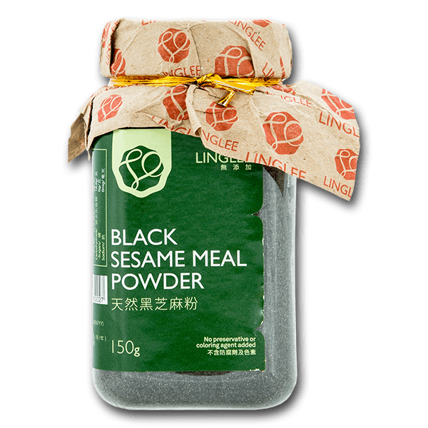 LING LEE Black Sesame Meal Powder  (150g)