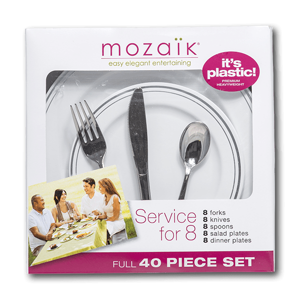 MOZAIK Service For 8
