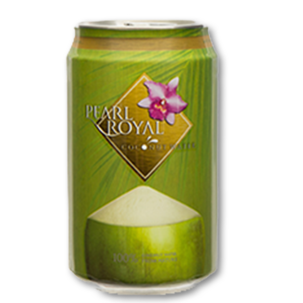 Pearl Royal 100% Coconut Water(310mL)