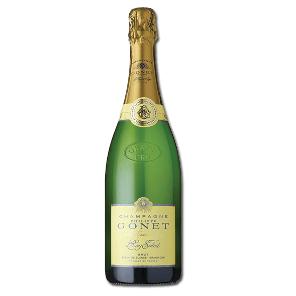 PHILIPPE GONET Roy Soleil Grand Cru Brut (Set of 3 bottles) NV (3 x 750mL)