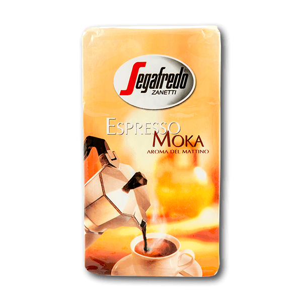 SEGAFREDO Espresso Moka Ground Coffee  (250g)