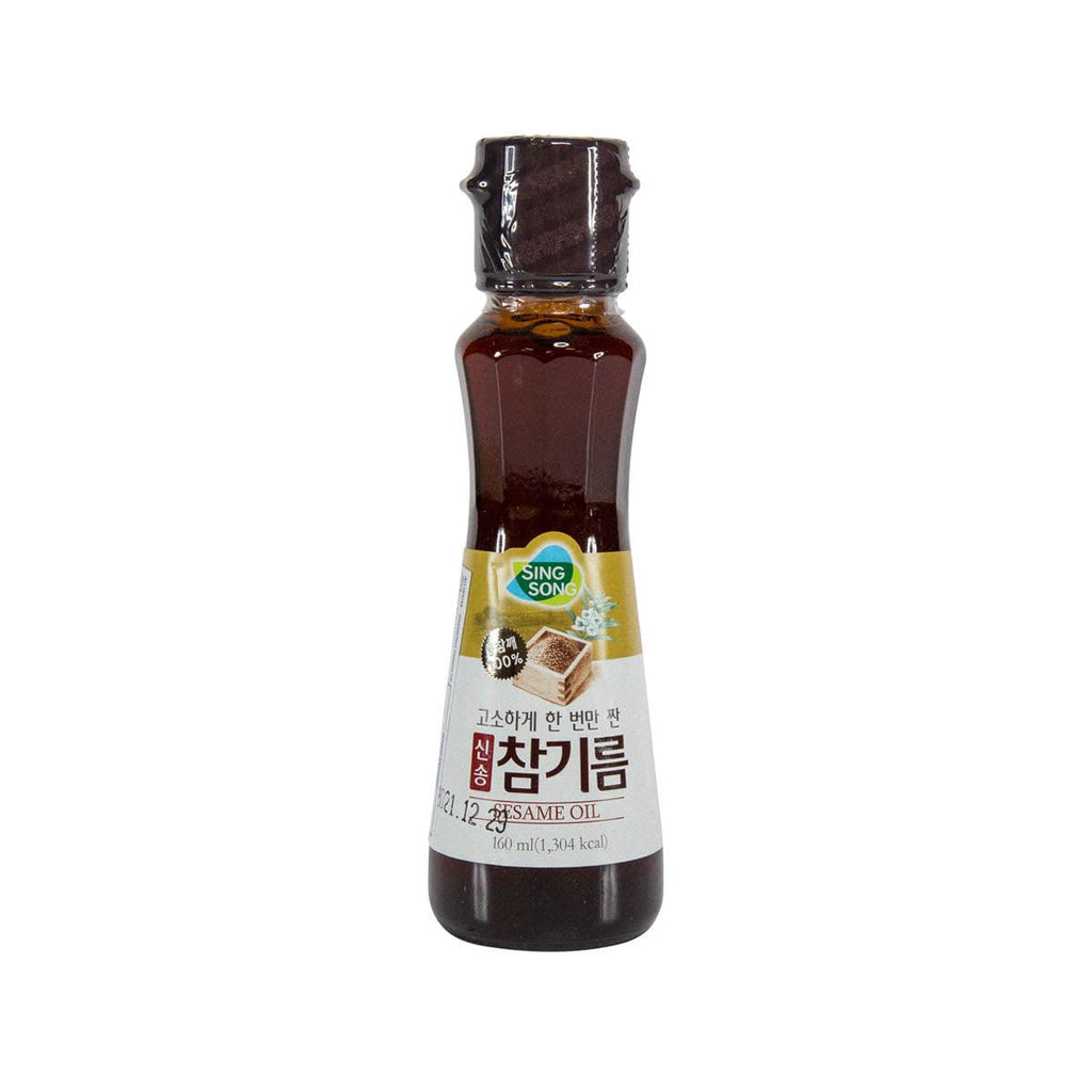 SINGSONG Sesame Oil  (160mL)