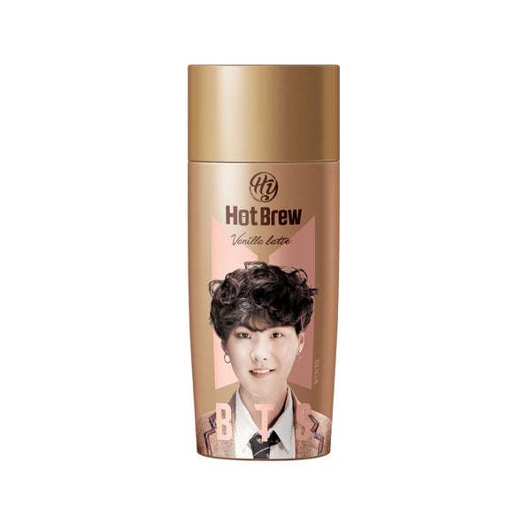 HY Hot Brew Vanilla Latte - BTS Edition Suga  (270mL)