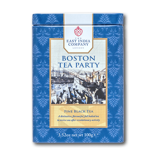 The East India Company Boston Tea Party Blend Fine Black Leaf Tea(100g)
