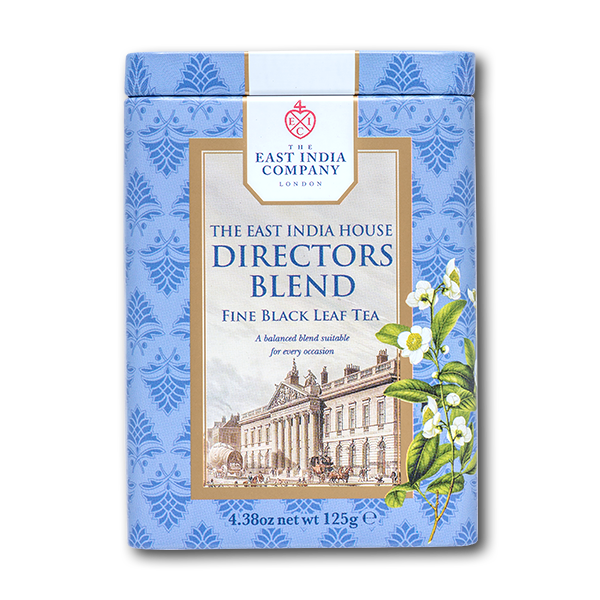 THE EAST INDIA COMPANY Directors Blend Fine Black Leaf Tea  (125g)