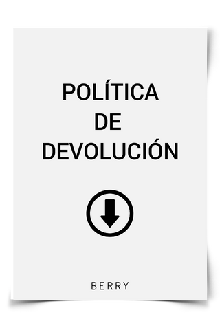 POLÍTICA DE DEVOLUCIÓN