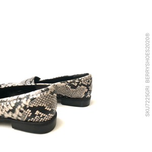 Mocasín animal - Berry shoes México - Balerinas - 7225GRI