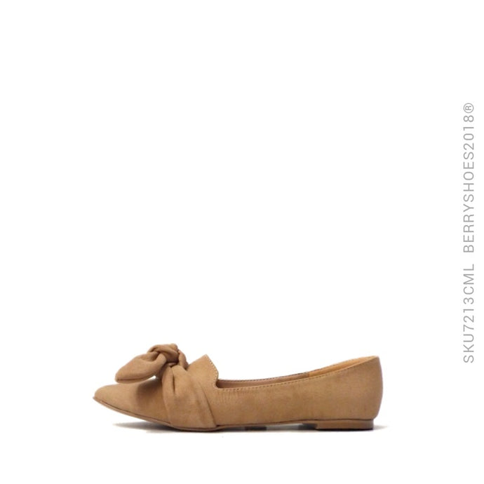 Balerina moño - Berry shoes México - Balerinas - 7213CML