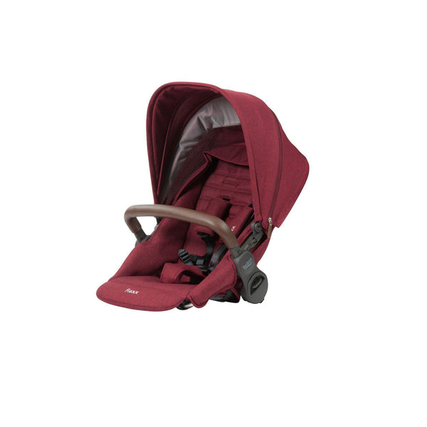 Britax | Flexx Travel System Stroller : Tandem Pack Red