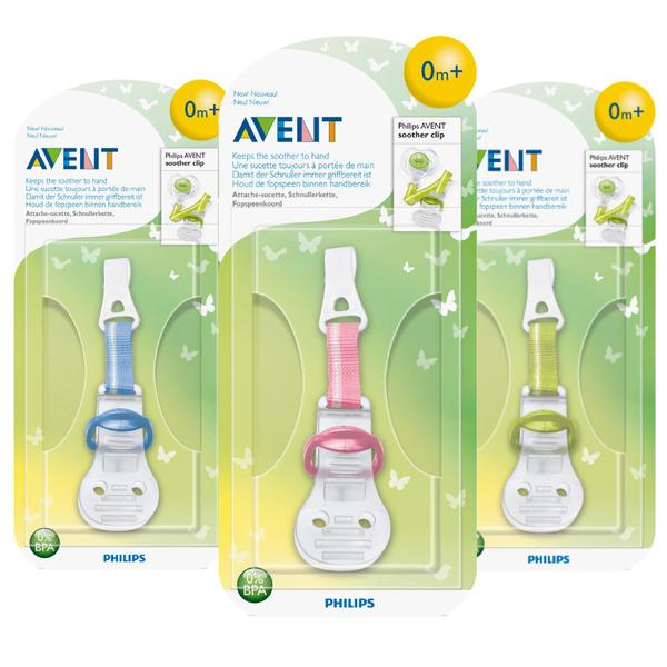 Philips Avent | Soother Clip