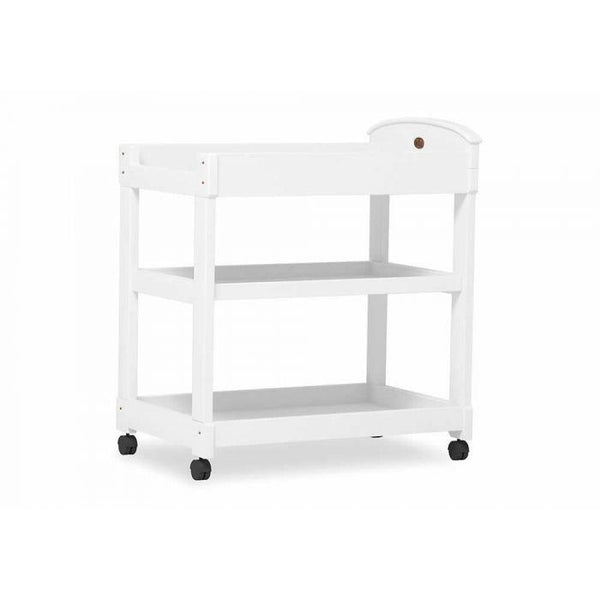 Boori | Arched 3 Tier Changer : White