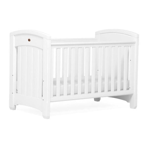 Boori | Classic Royale Cot Bed : White