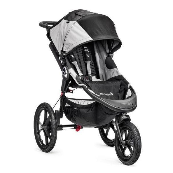 Baby Jogger | Summit X3 : Black / Grey