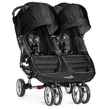Baby Jogger | City Mini Double : Black (FS)
