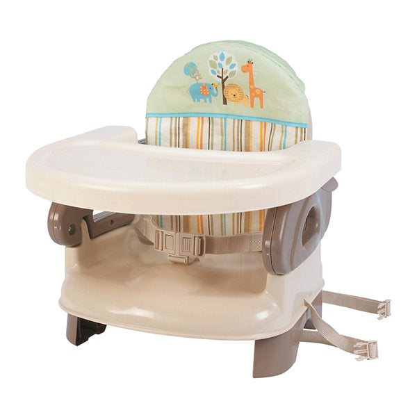 Summer Infant | Comfort Folding Booster Seat : Brown