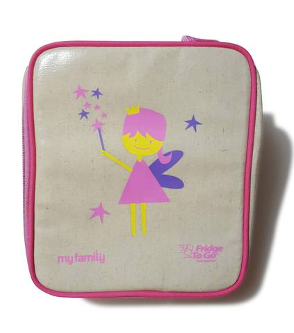 My Family Lunch Bag by Fridge to Go | Medium/Fairy