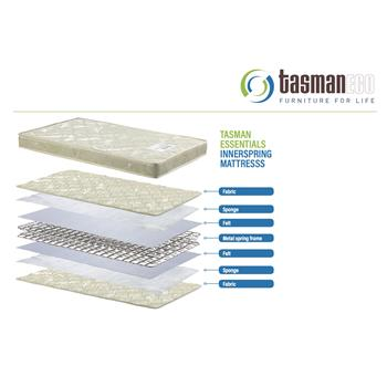 Tasman Eco | Essentials Mattress 1310 x 750 x 110