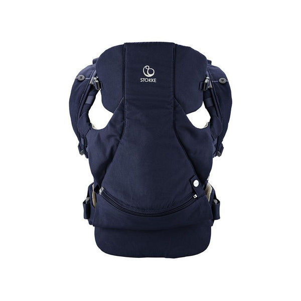 Stokke | MyCarrier Front and Back : Deep : Blue