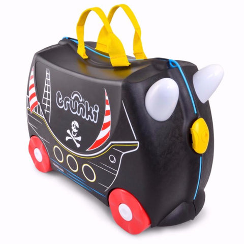 Trunki | Ride on Luggage : Pedro Pirate