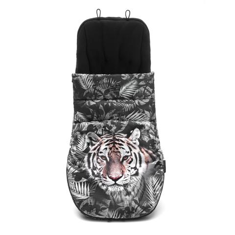 Bugaboo | Footmuff Limited Edition : We Are Handsome : Tiger