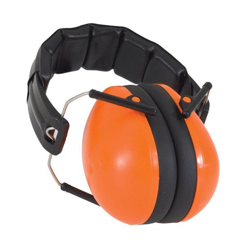 Baby Banz | Ear Muffs : Orange